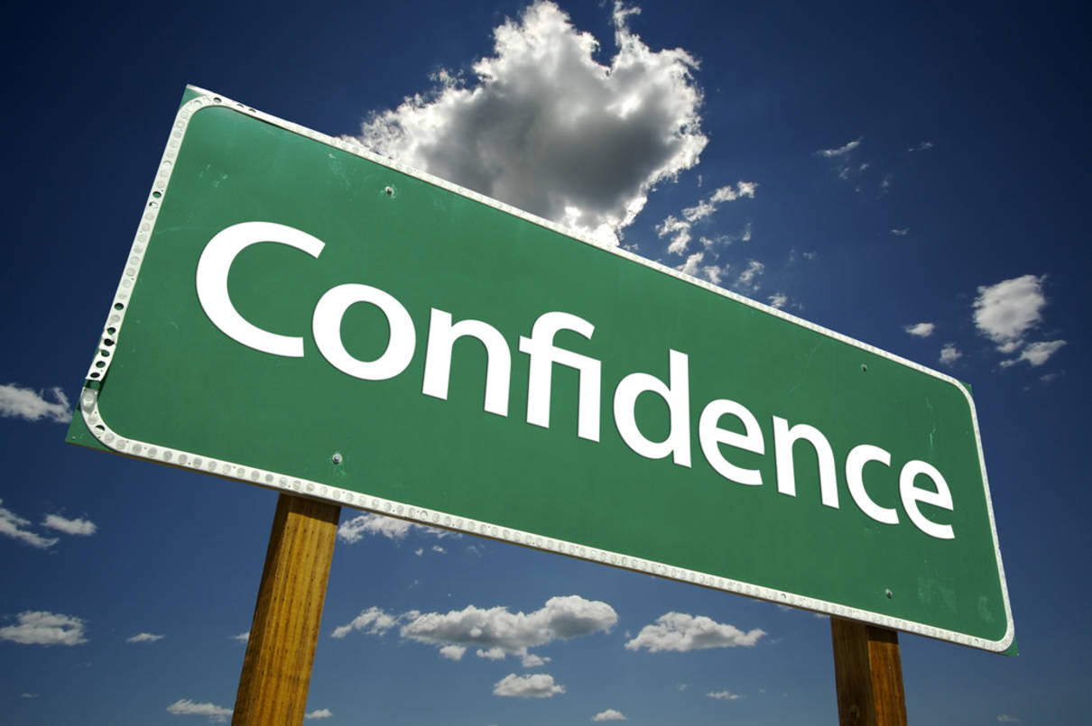 How To Have Total Confidence