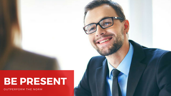 3 Ways Outperformers Generate Greater Presence