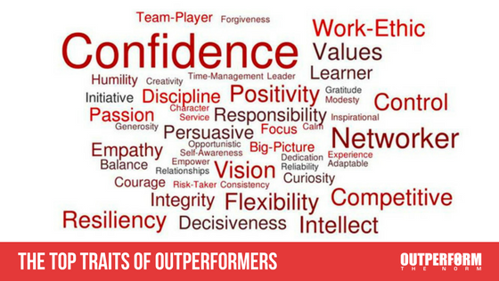 Top 10 Traits of Outperformers
