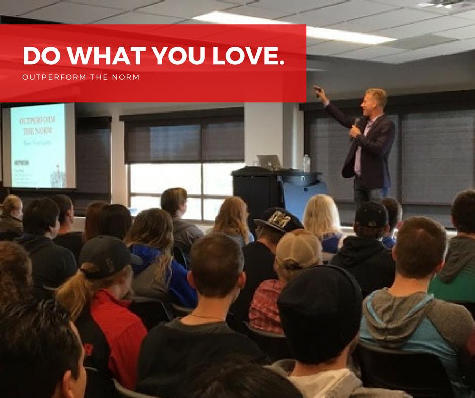 Scott Welle Motivational Speaker