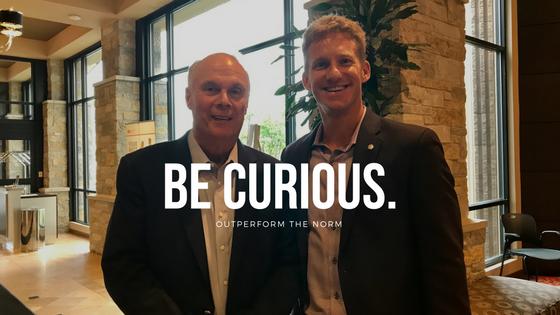 Be curious Scott Welle