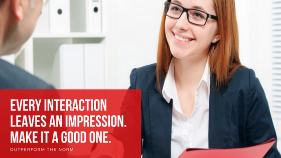 A Customer Experience Lesson
