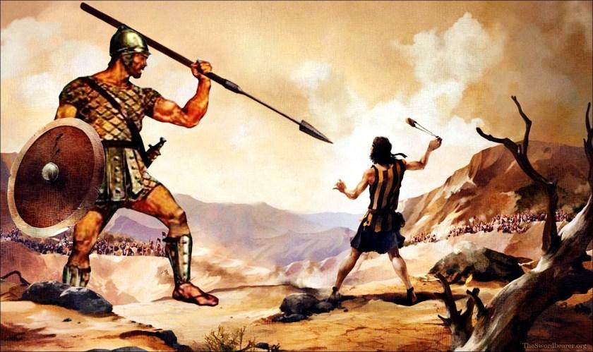 Using David vs Goliath for Motivation