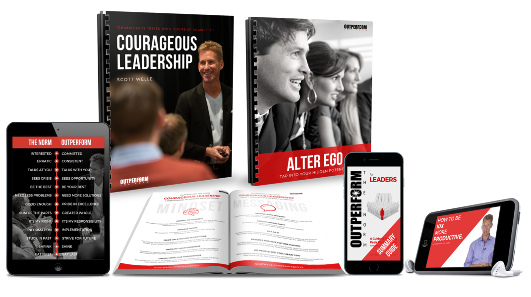 Leadership Bonus Package