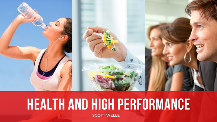 Health: How Your Definition Drives Your Dedication