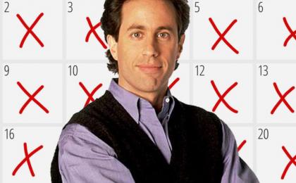 Scott Welle Seinfeld Strategy