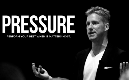 Scott Welle How to Perform Under Pressure