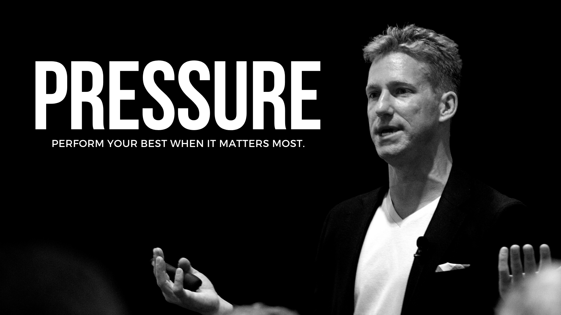 How the BEST Perform Under Pressure and Stress